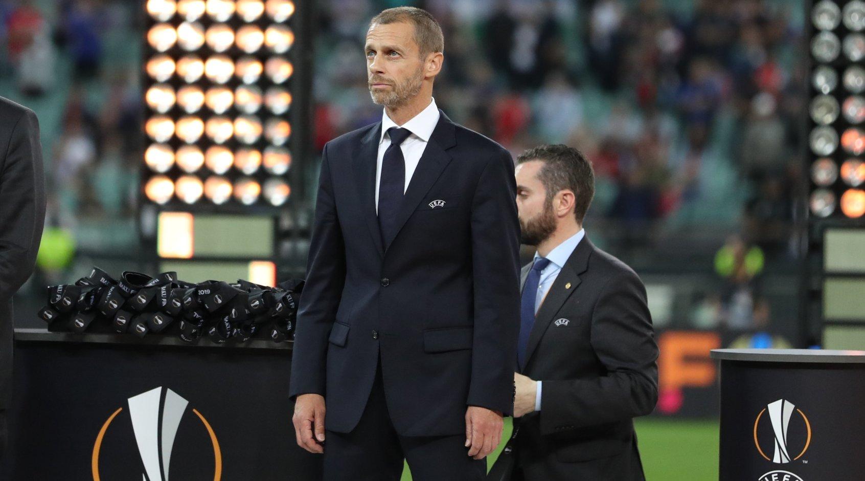 """Президент УЕФА: """"Чемпионат мира каждые два года? Удачи"""""""