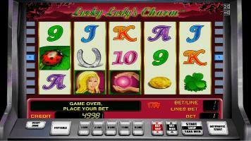Игровой автомат Lucky Lady's Charm