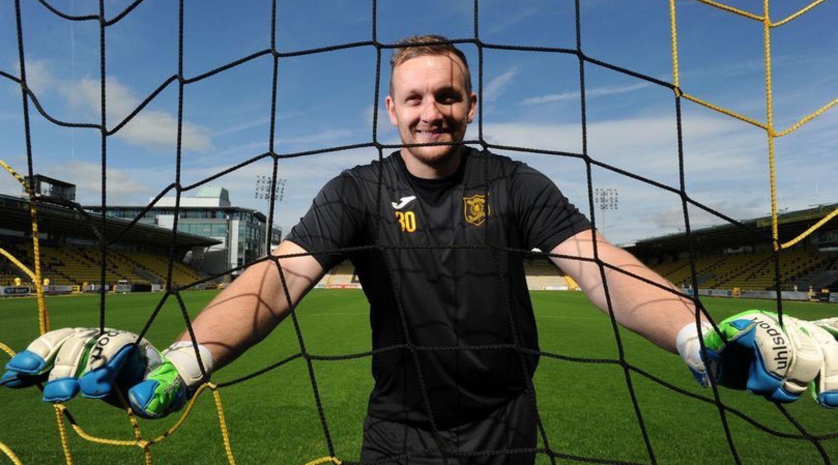 """""""Спасите Гари"""": шотландский клуб решает судьбу 37-летнего вратаря с помощью голосования (+Фото)"""