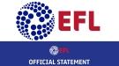 EFL: у трех человек из двух клубов Чемпионшипа обнаружили коронавирус