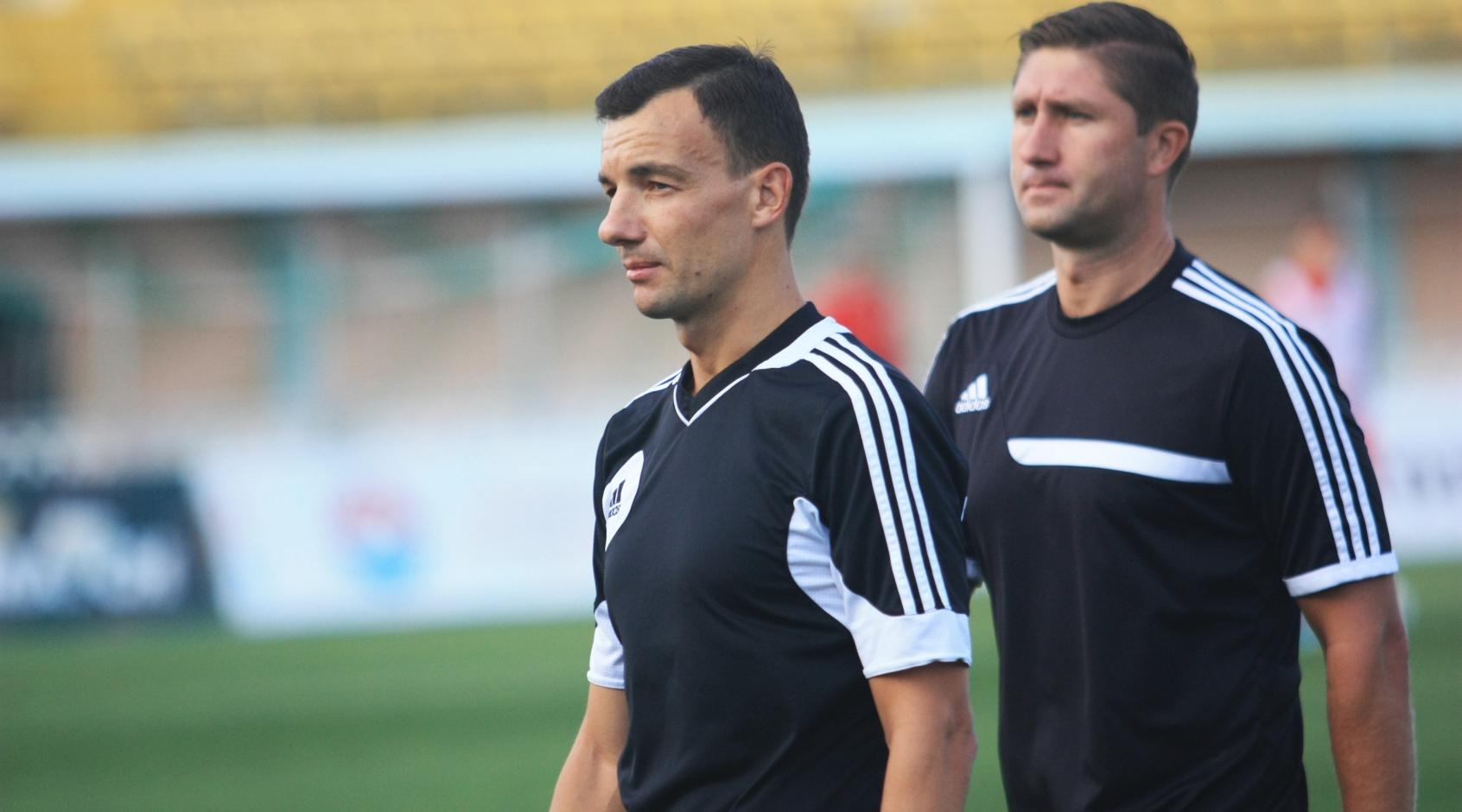 """Арбітри Арановський і Бойко працюватимуть експертами на ТК """"Футбол"""" під час Євро-2020"""
