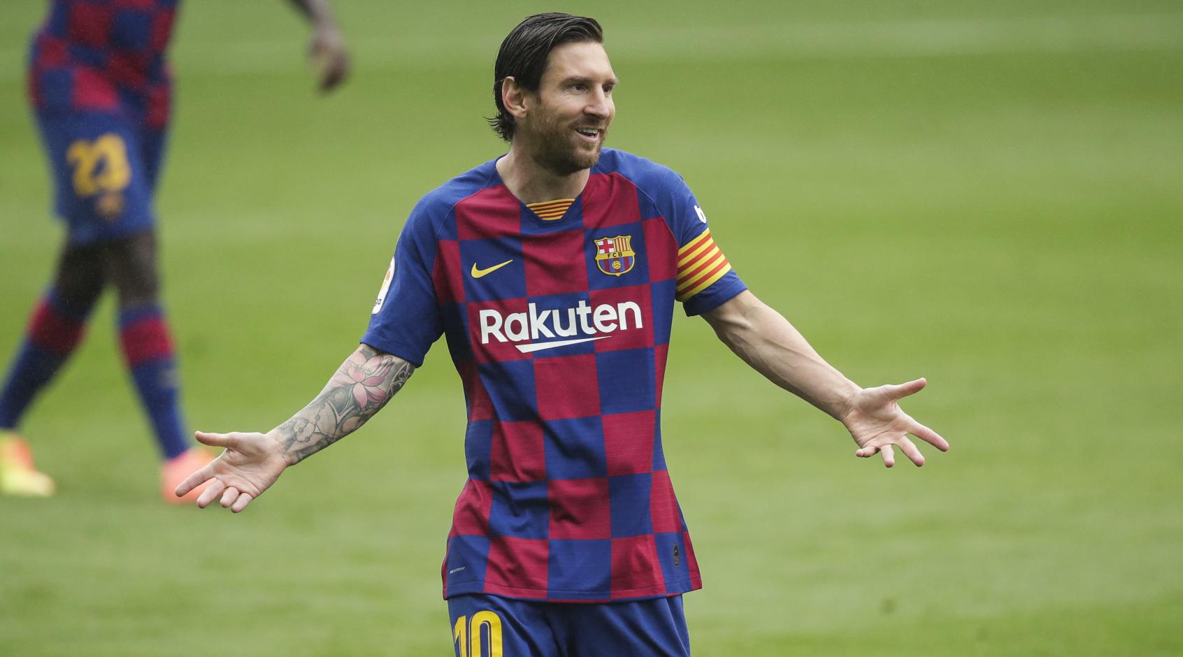 """""""Барселона"""" объявила, что Месси не продлил контракт с клубом"""
