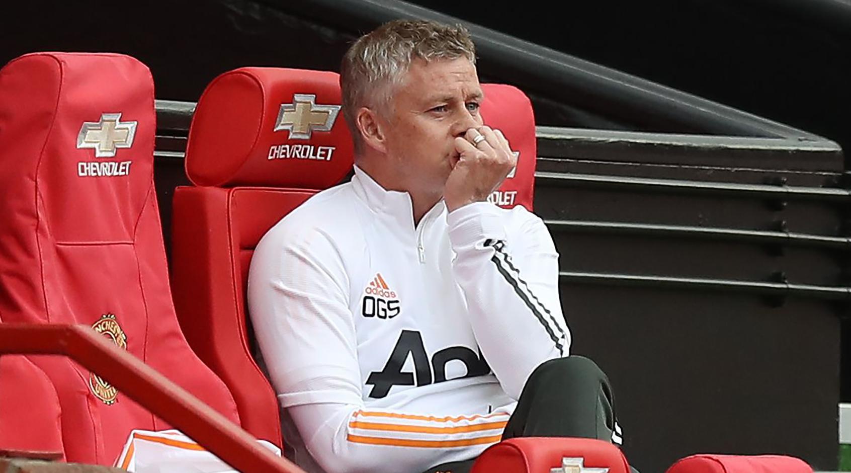"""Оле-Гуннар Сульшер: """"У """"Манчестер Юнайтед"""" впереди пять игр - нужно набрать 10 или 12 очков"""""""