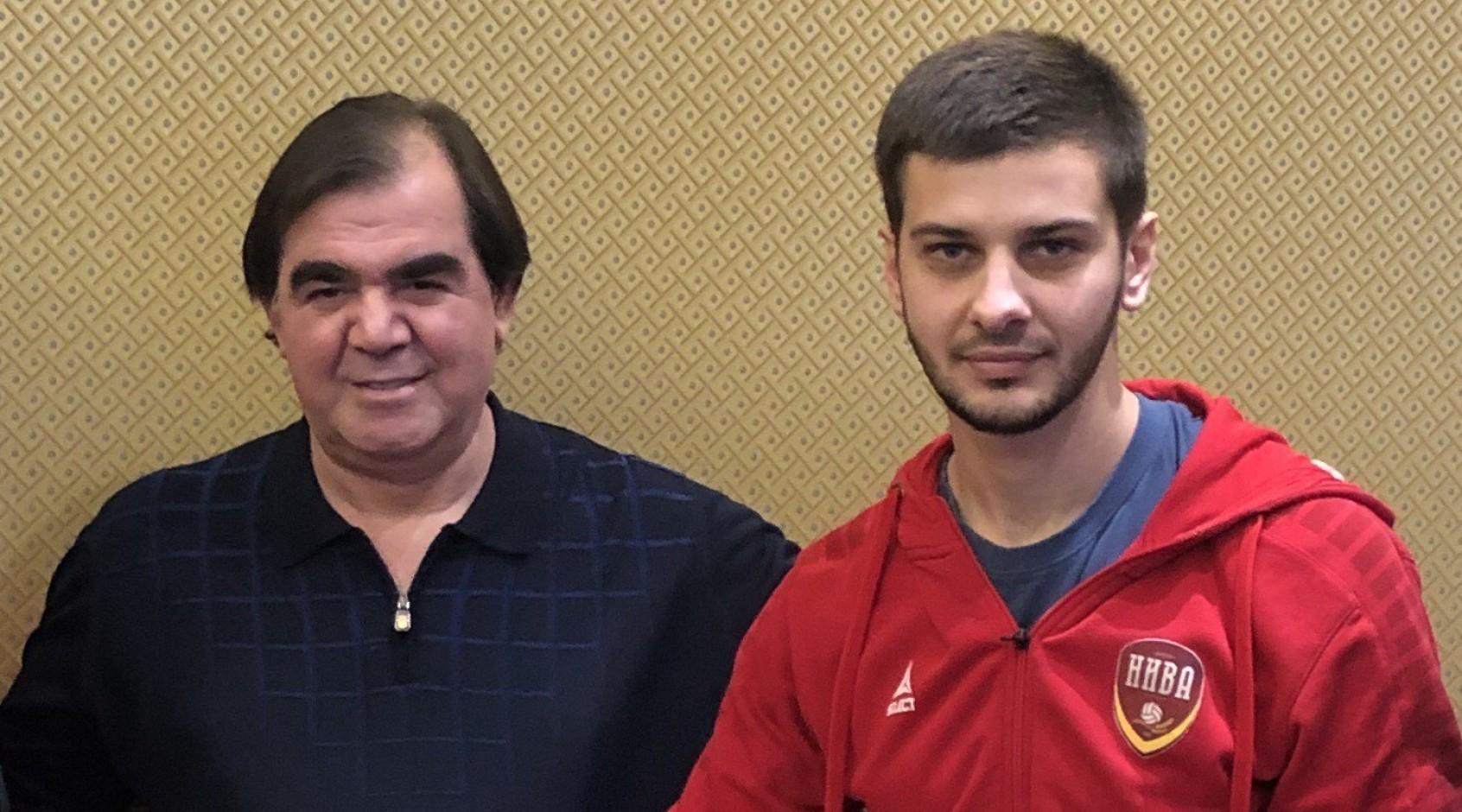 """Октай Ефендієв: """"Дотримуюсь принципу, що футбол повинен мати людське обличчя"""""""