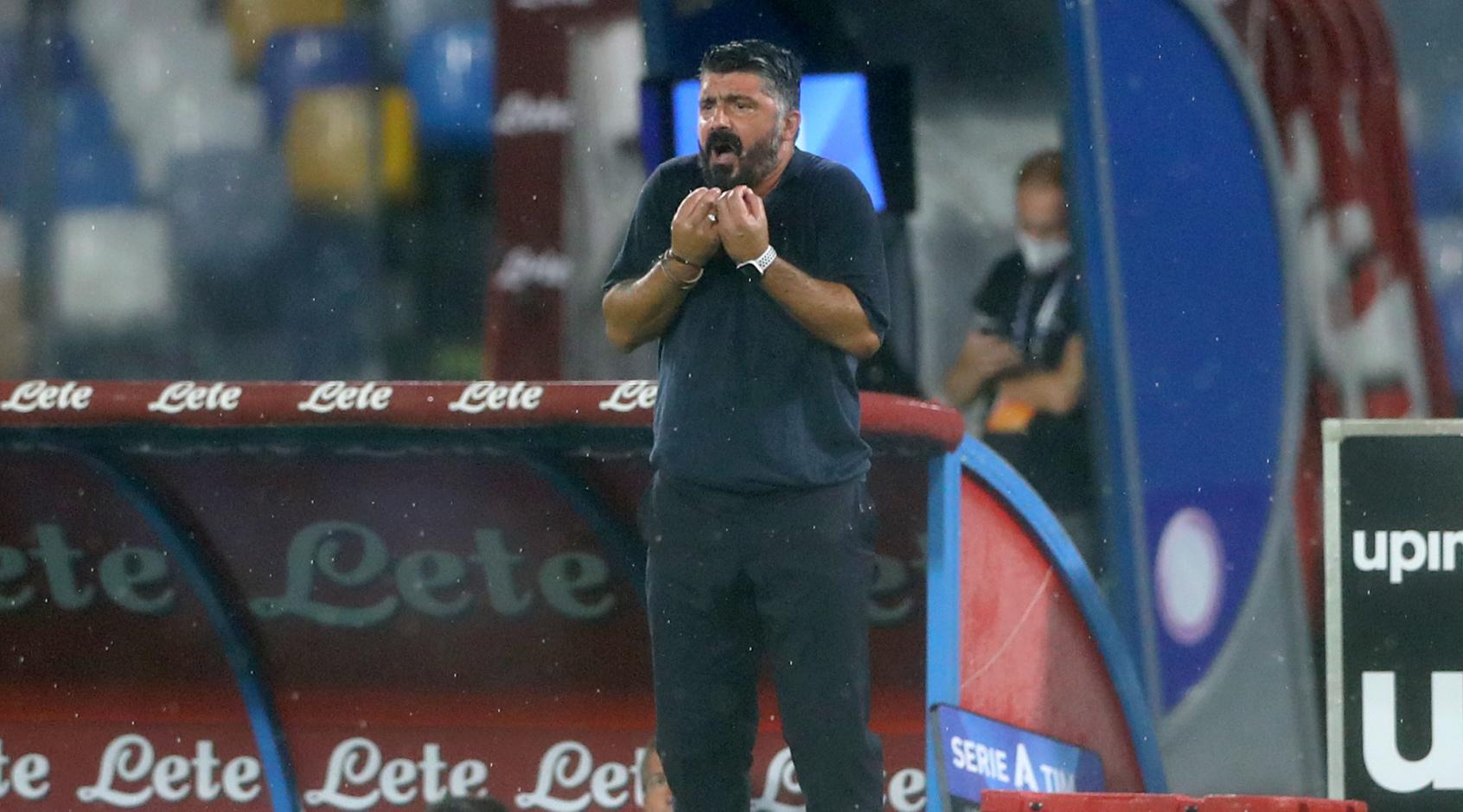 """Гаттузо: """"Кулибали не уйдёт из """"Наполи"""", если клуб не получит требуемую сумму"""""""