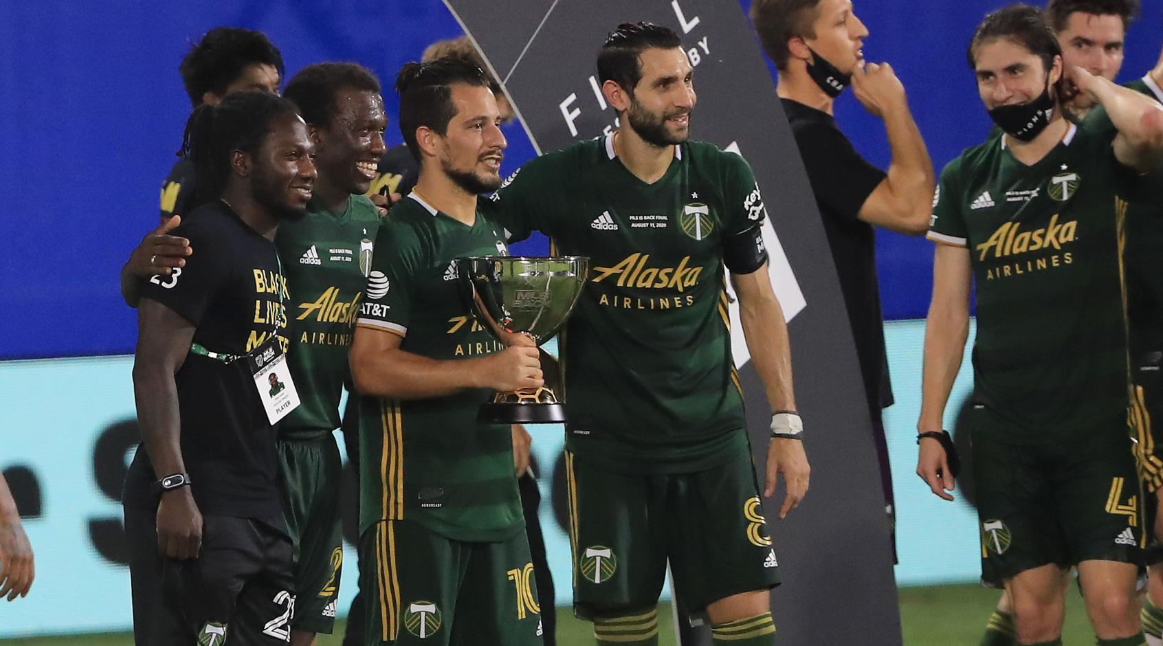 "Экс-полузащитник ""Металлиста"" признан лучшим игроком турнира MLS is Back (Фото)"