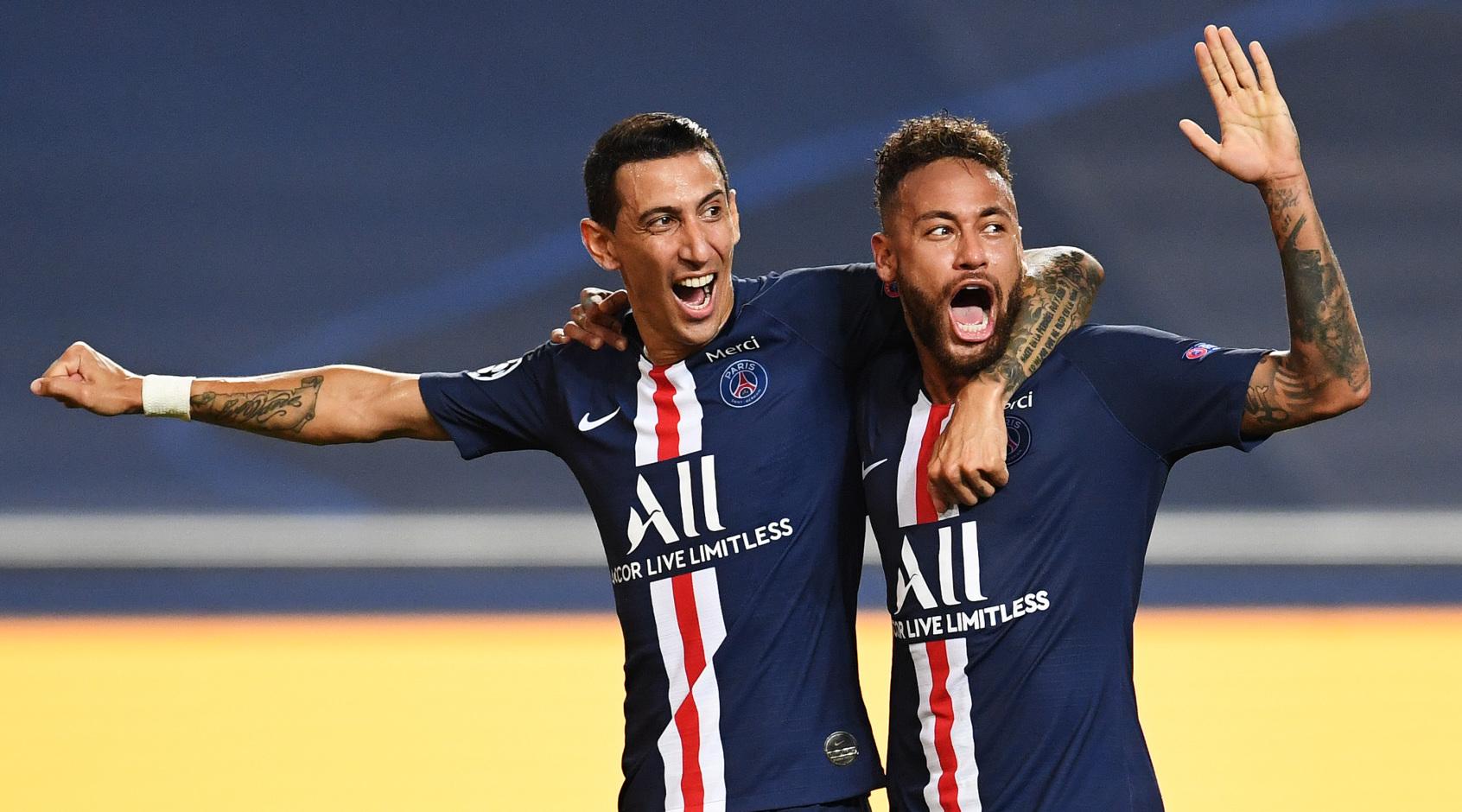 Неймар, Мбаппе и Рамос не попали в заявку ПСЖ на Суперкубок Франции, который состоится в Израиле