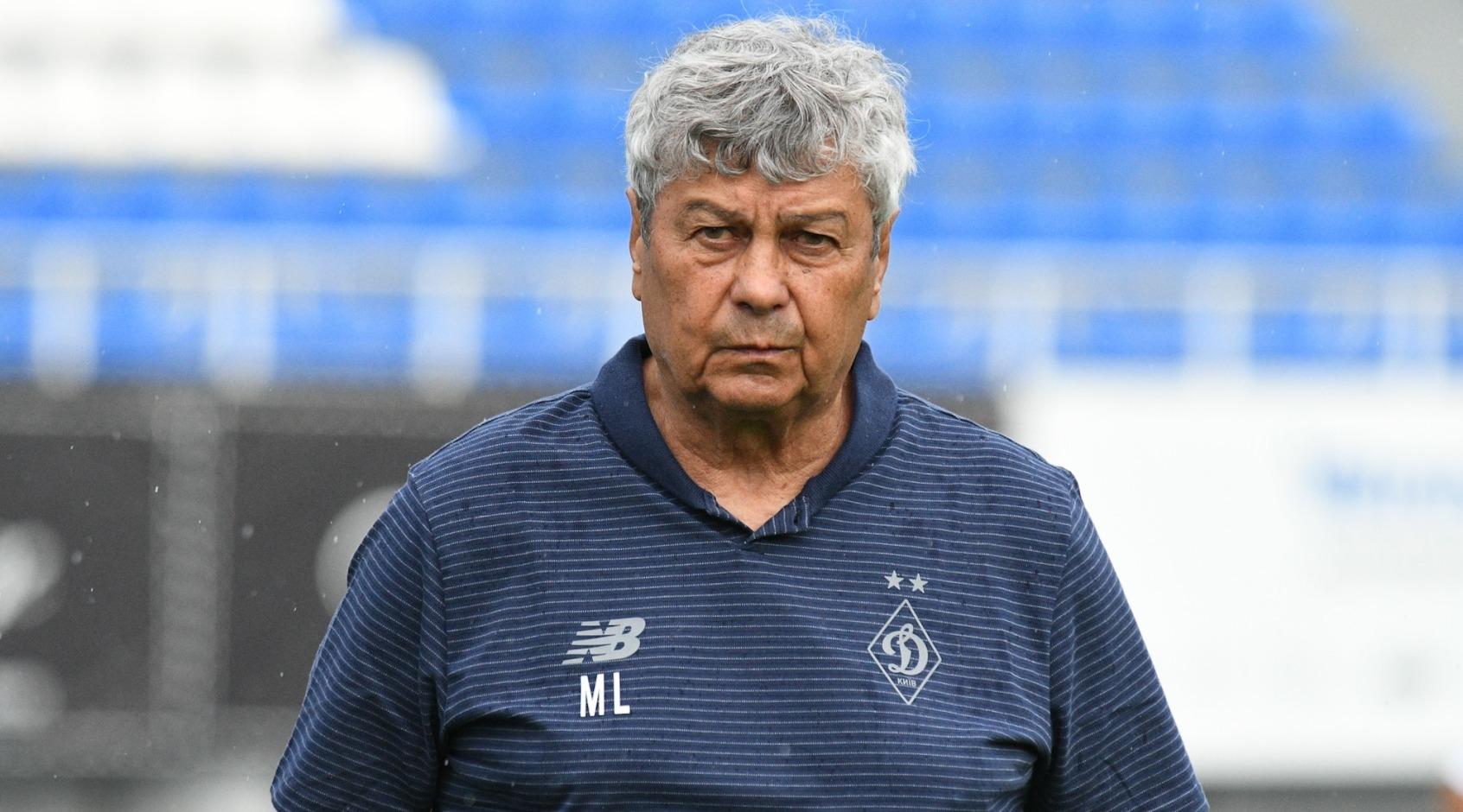 Мирча Луческу станет самым возрастным тренером в истории группового этапа Лиги чемпионов