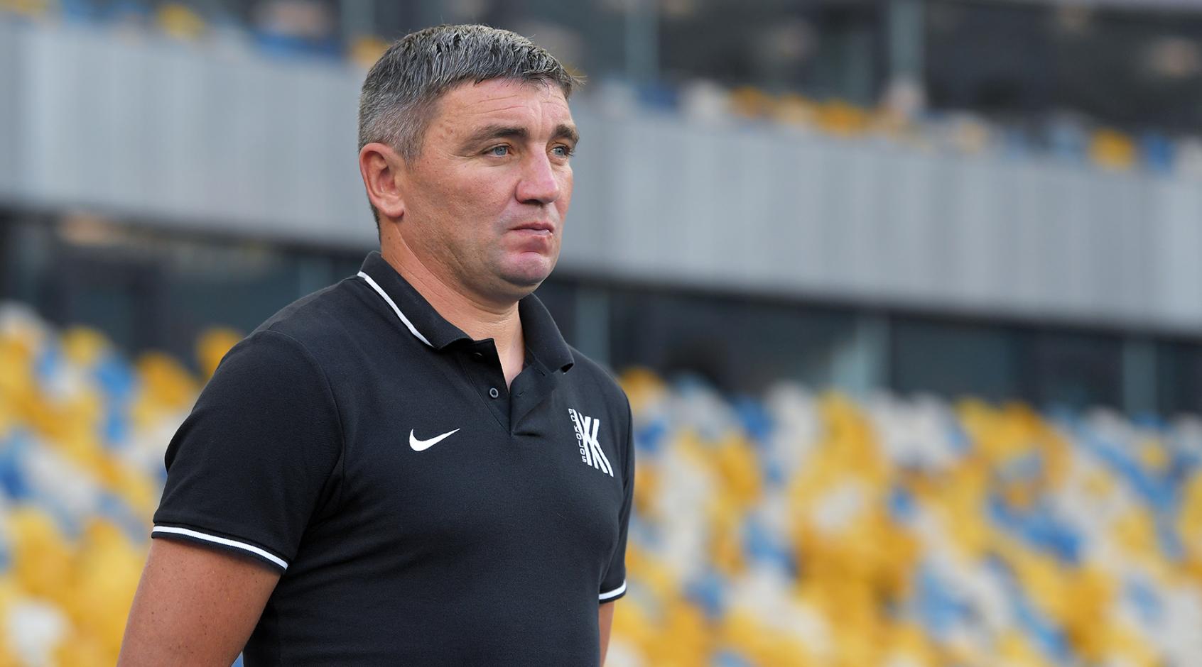 """Руслан Костишин: """"Як тільки гравці """"Колосу"""" погіршать роботу - будуть проблеми"""" (Відео)"""