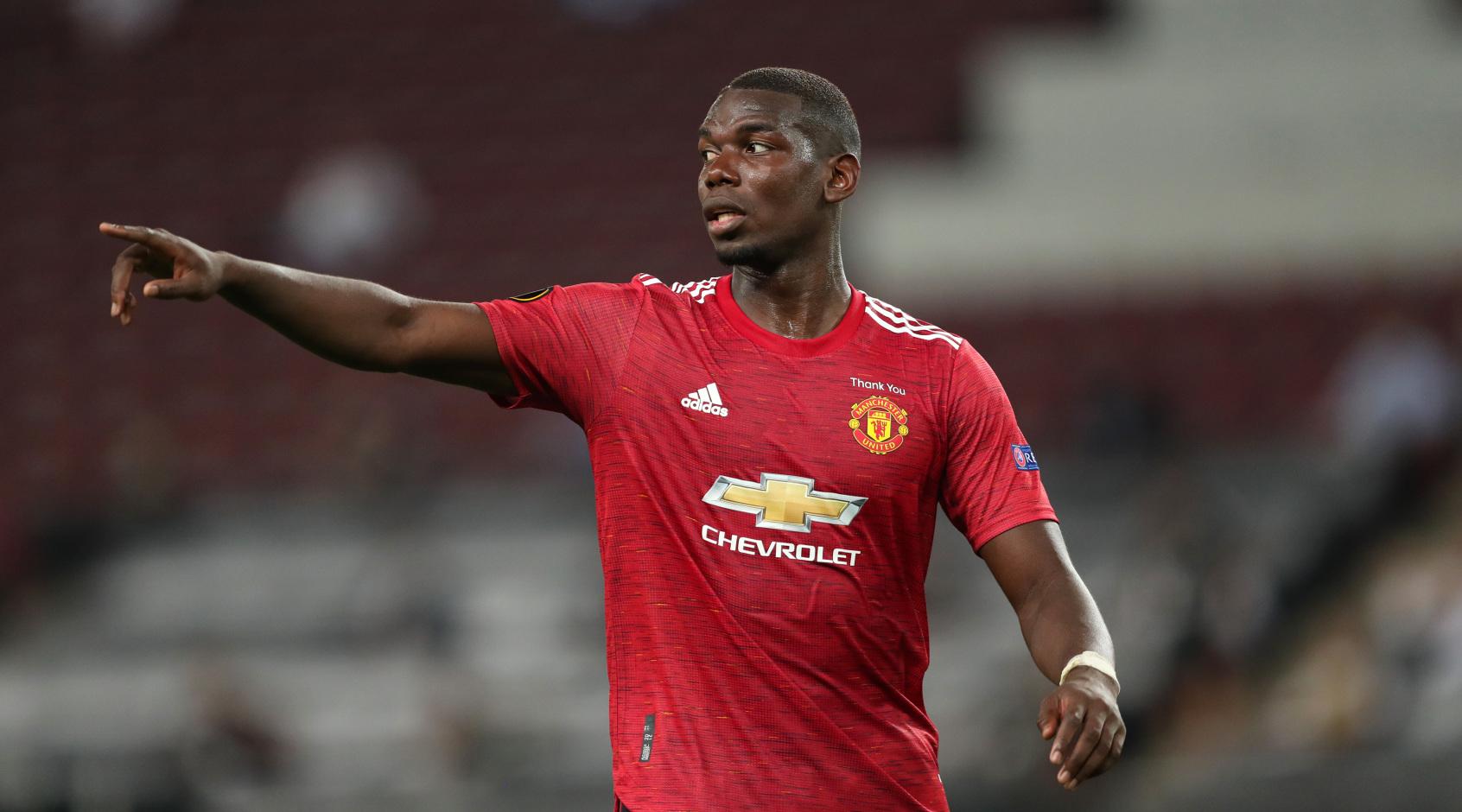 """Погба может перейти в """"Ювентус"""", если Роналду вернется в """"Манчестер Юнайтед"""""""