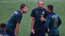 Сборная Италии из-за травм потеряла Кьеллини, Берарди и Капуто