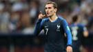 Франция - Украина 7:1. Гол Антуана Гризманна (Видео)