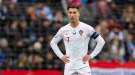 Криштиану Роналду стал лучшим бомбардиром в истории финальных стадий чемпионатов Европы