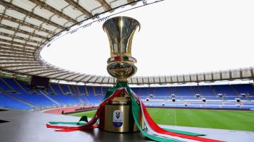 Финал Кубка Италии могут перенести из Милана в Рим