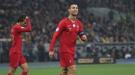 Криштиану Роналду вошел в топ-тройку игроков по числу побед за сборную, обойдя Хави