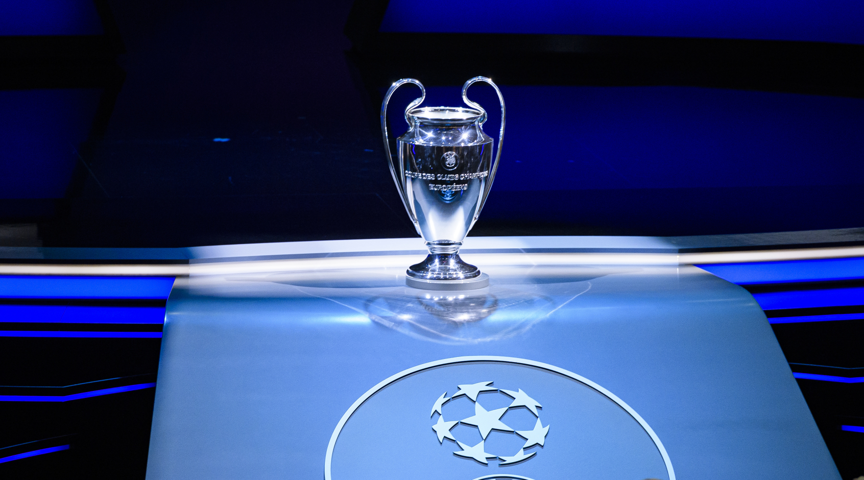 Определились пары 1/2 финала Лиги чемпионов