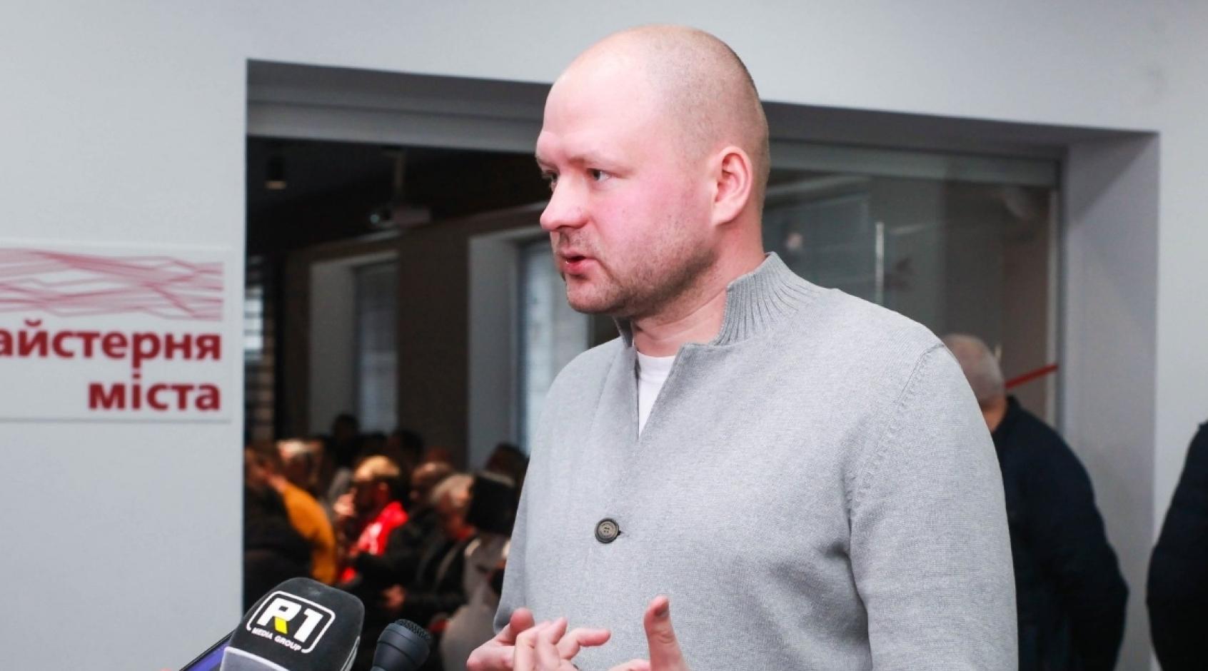"""Іван Надєїн: """"Мені ситуація з """"Рухом"""" не сподобалася, коли люди торгуються за тисячу гривень"""""""