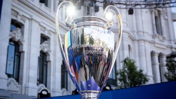 В правительстве Великобритании подтвердили возможность переноса в Англию финала Лиги чемпионов