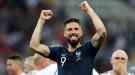 Франция - Украина 2:0. Гол Оливье Жиру (Видео)