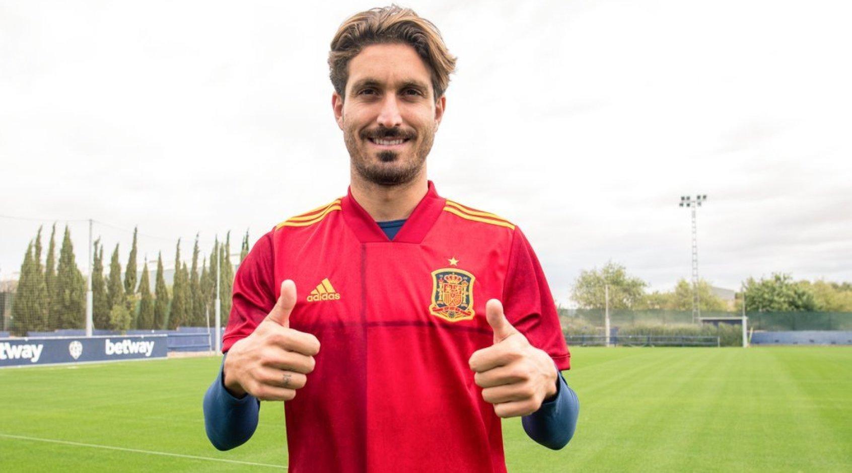 Хосе Кампанья в сборной Испании: когда мечты сбываются