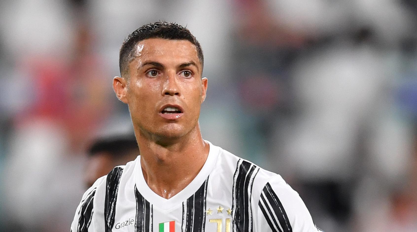 Криштиану Роналду забивал всем командам Серии А