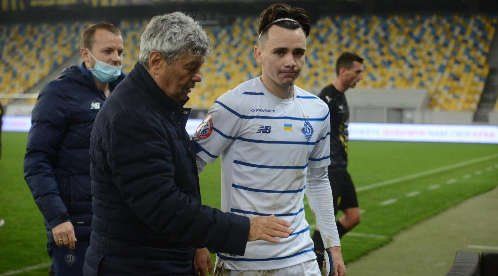 """Николай Шапаренко: """"Желание есть, стараемся демонстрировать наш лучший футбол"""""""