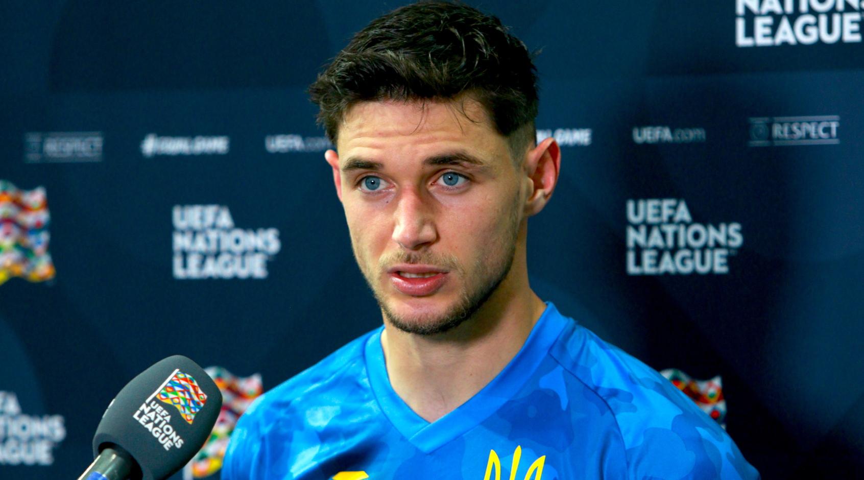Украина – Казахстан 1:0. Гол Романа Яремчука (Видео)
