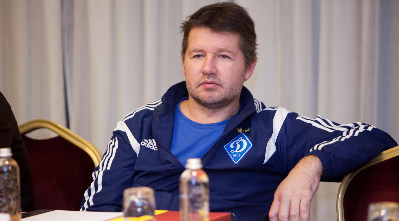 """Олег Саленко: """"Супряга не бежит, как Беланов, но, все равно, бежит хорошо"""""""