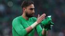 Доннарумма пройдет медосмотр для ПСЖ после матча Италия - Швейцария