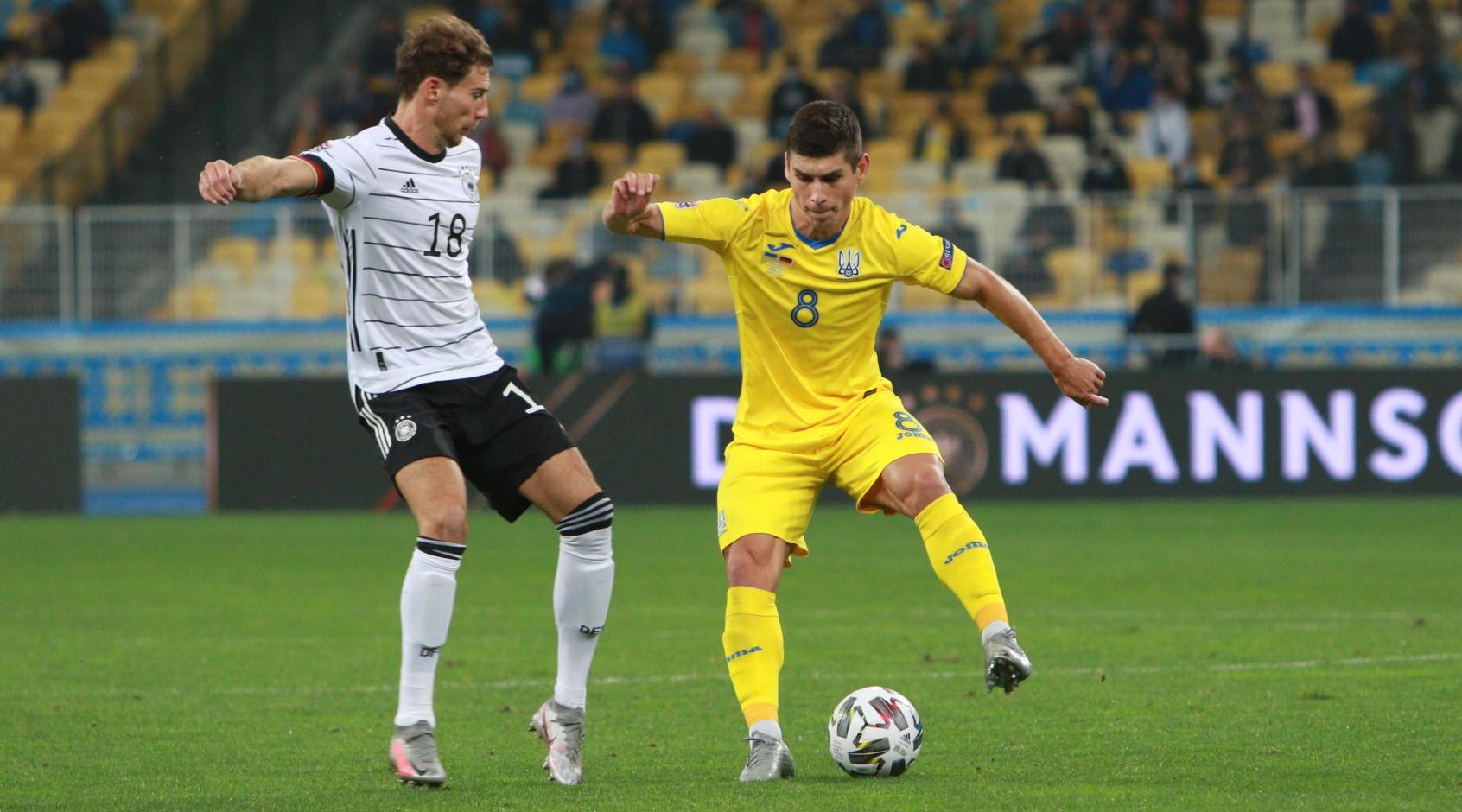 """Руслан Малиновский: """"В 2021 году сборная Украины будет очень мотивирована"""""""