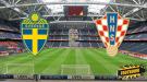 Лига Наций. Швеция - Хорватия 2:1. Видеообзор матча