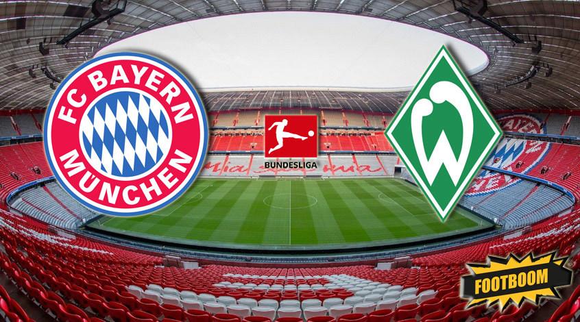 Бавария -  Вердер: где и когда смотреть матч онлайн