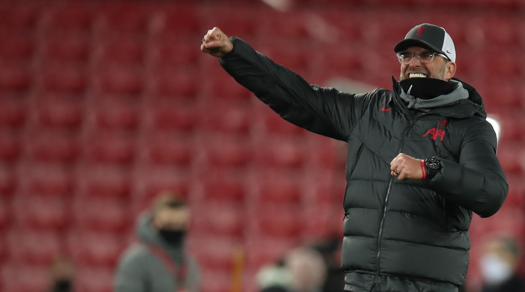 """Чемпионат Англии. 20-й тур. """"Ливерпуль"""" прервал неудачную серию эффектной победой над """"Тоттенхэмом"""""""