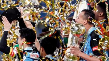"""""""Кавасаки Фронтале"""" впервые в истории выиграл Кубок Японии (+Фото)"""