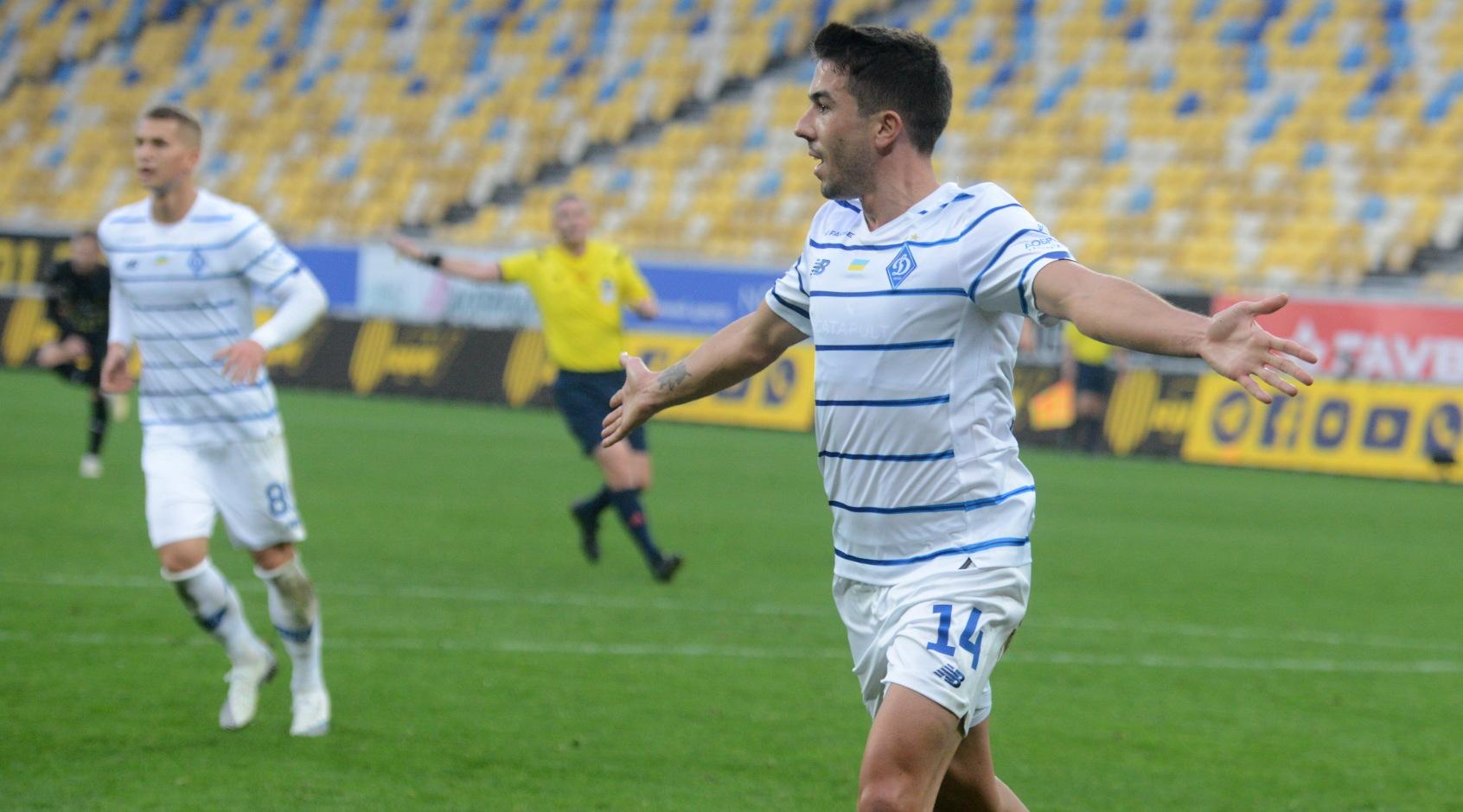 """Журналіст: """"Динамо"""" не домовилось з клубом MLS про трансфер Де Пени"""