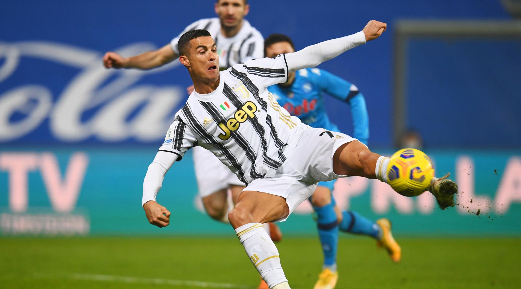 Роналду стал лучшим бомбардиром в истории профессионального футбола