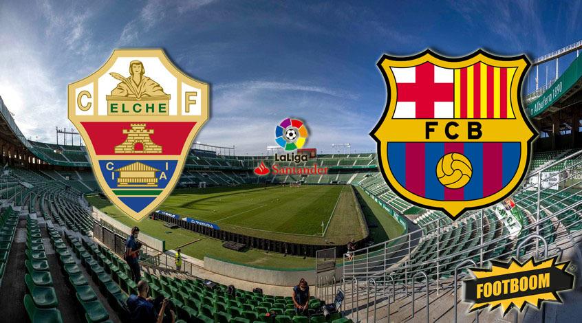 """""""Эльче"""" - """"Барселона"""": ставим на низкую результативность"""