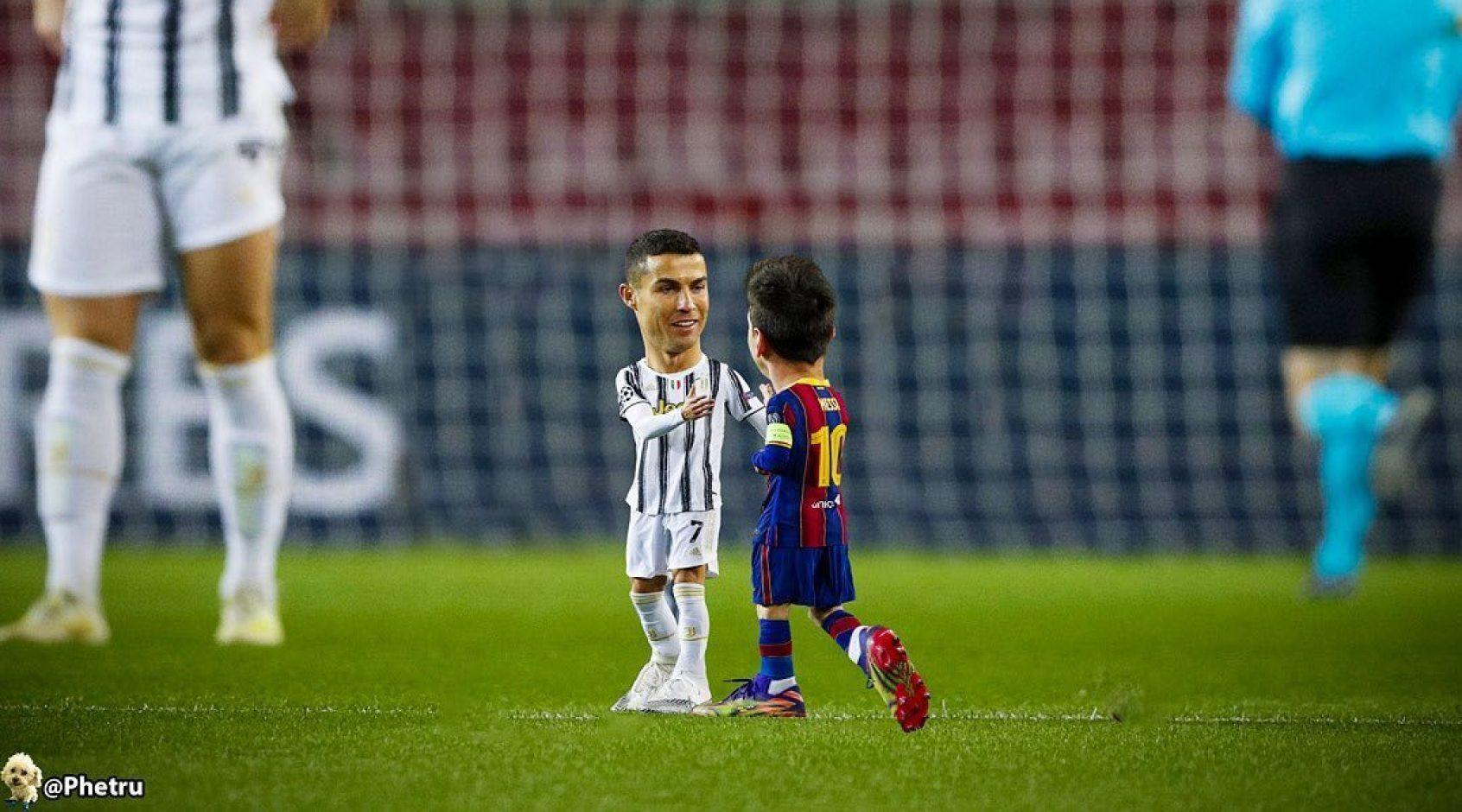 Футбол в миниатюре, или Новый тренд футбольного мира, покоривший своей милотой