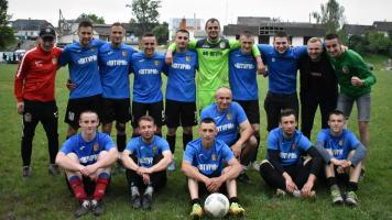 """Віталій Попович: """"Всю нашу футбольну громадськість дуже непокоїть відсутність у Олевську сучасного стадіону"""""""