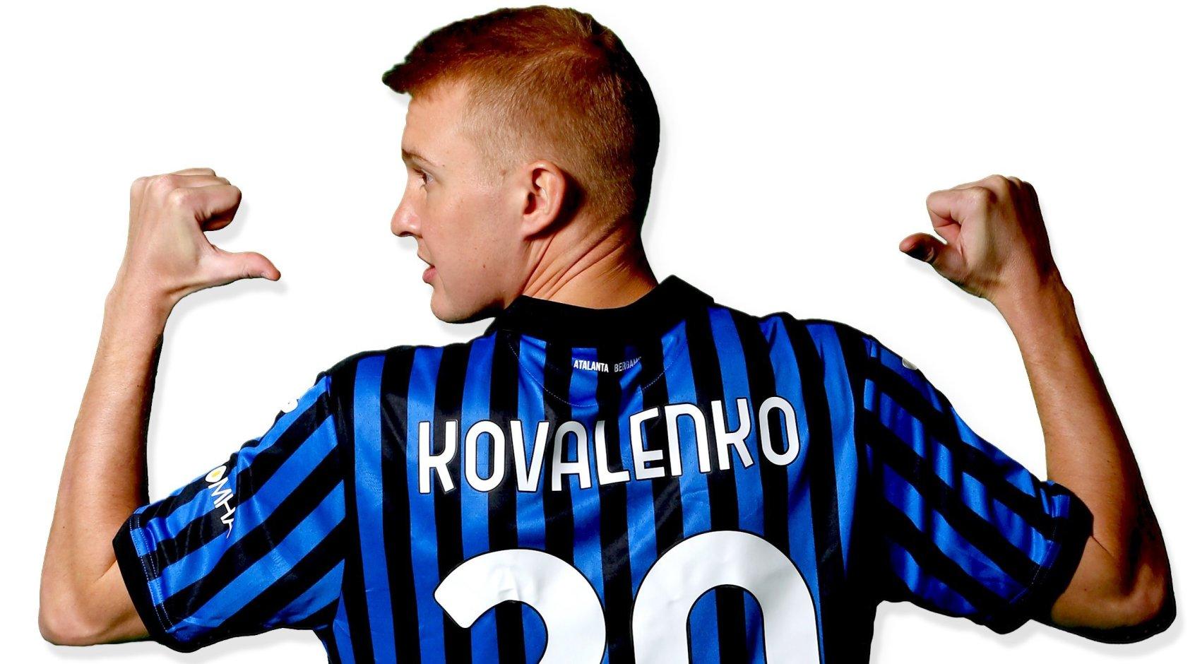 Виктор Коваленко дал первое интервью в Италии (Видео)
