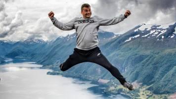 Фотограф по призванию: как Норвегия изменила жизнь бельгийского футболиста (+Фото)