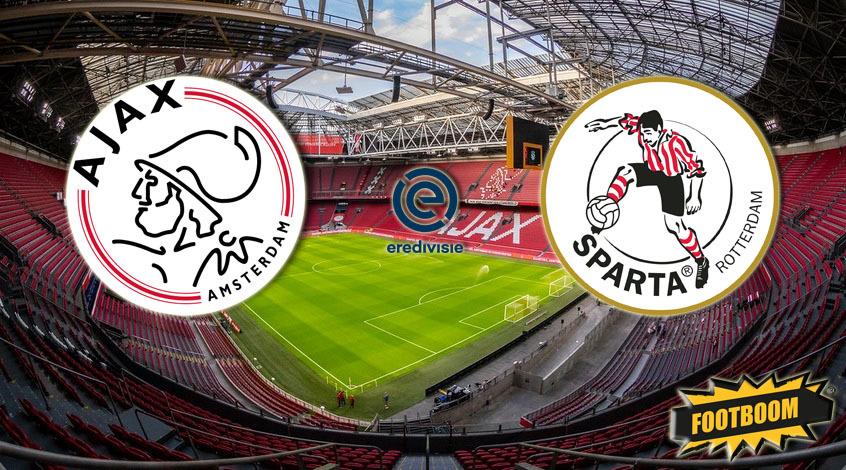 Аякс -  Спарта: где и когда смотреть матч онлайн