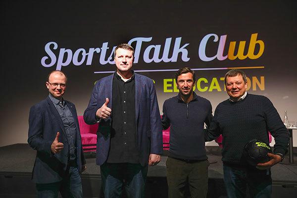 Sport Talk Club: чем заняться спортсменам после завершения карьеры - изображение 6