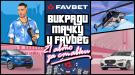 Місія: виграти 21 тачку у Favbet