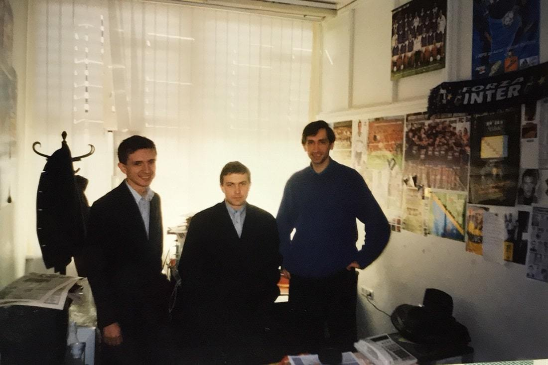 Валерий Новобранец: «Зашел в кабинет Лобановского, и через несколько минут меня словно током ударило…» - изображение 3