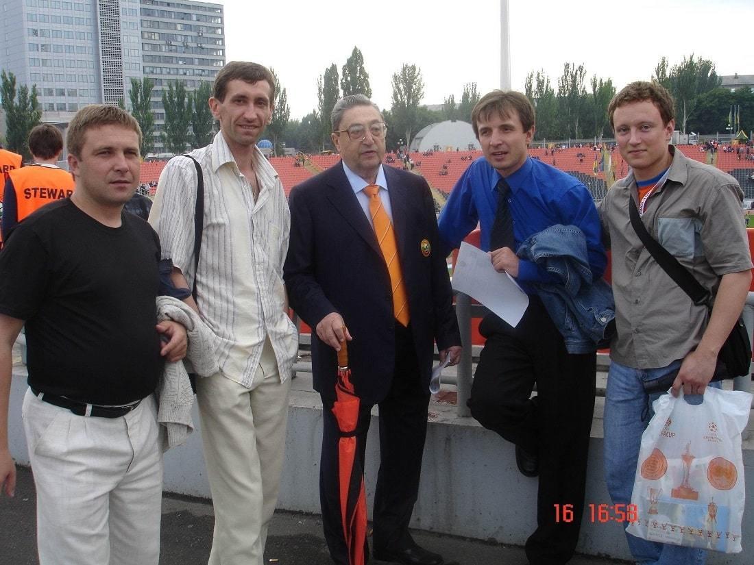 Валерий Новобранец: «Зашел в кабинет Лобановского, и через несколько минут меня словно током ударило…» - изображение 6