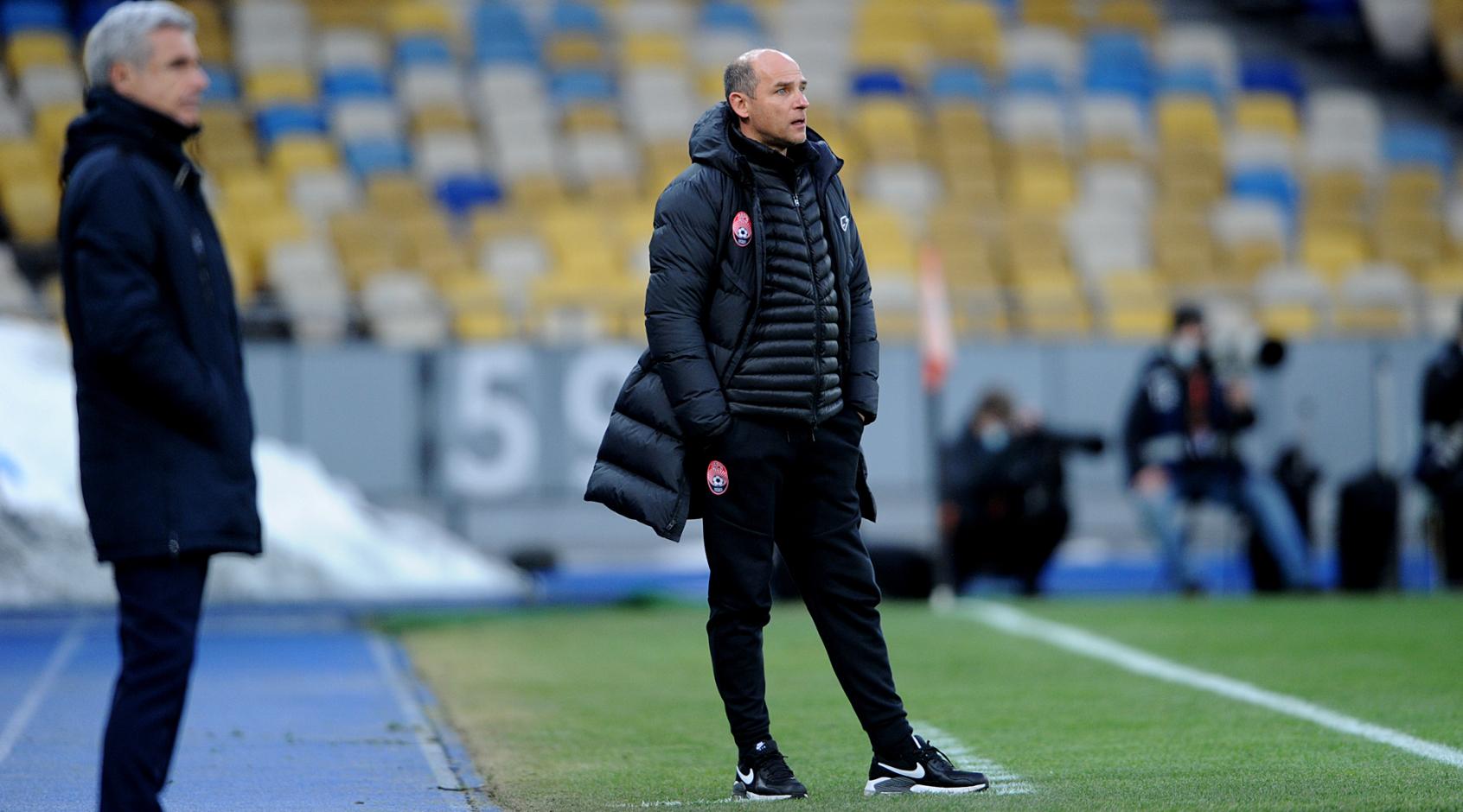 """Виктор Скрипник: """"Какой футбол, если все состоит из таких решений - там передернул, там удалил, там поставил"""""""