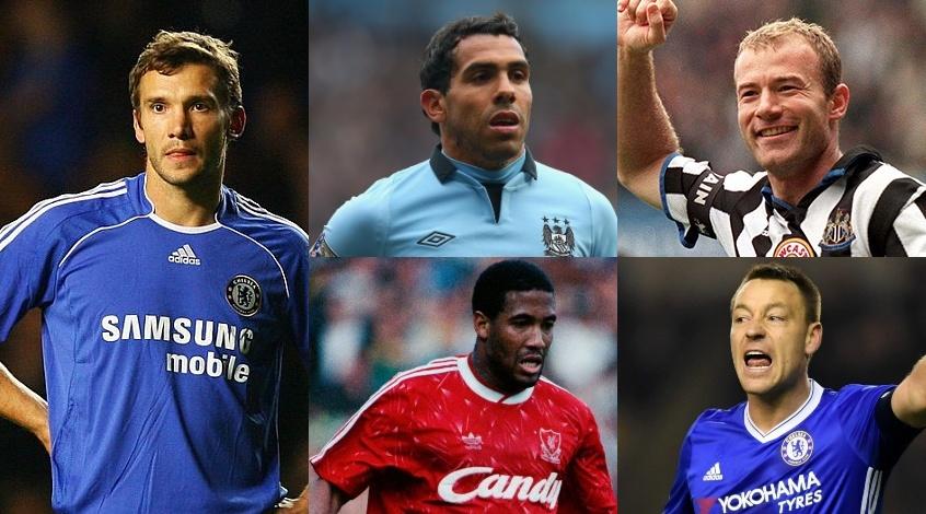 Самые высокооплачиваемые футболисты в истории АПЛ: как менялись зарплаты в английском футболе