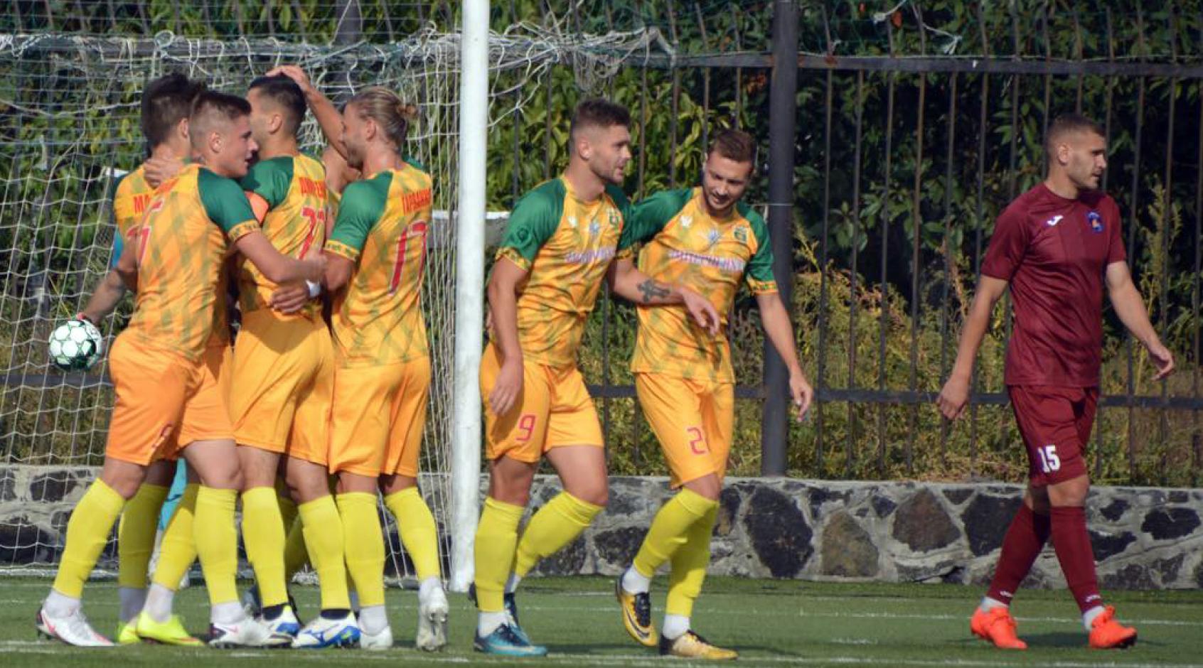 """Офіційно: """"Черкащина"""" не зможе дограти поточний чемпіонат в другій лізі"""