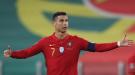 Роналду перед тем, как не забил пенальти, ударил соперника (Видео)